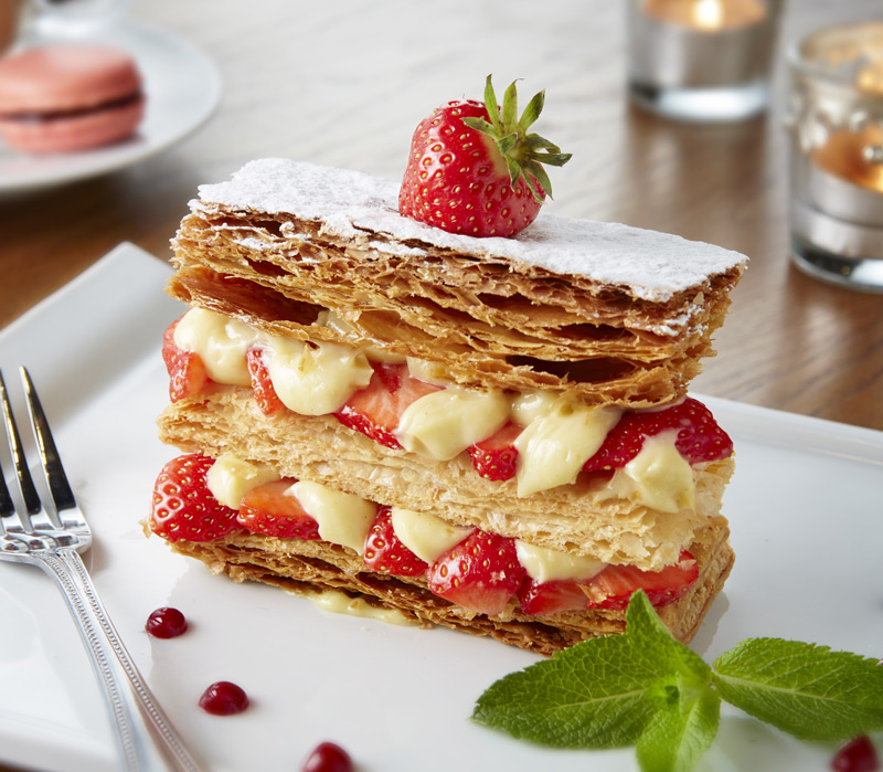 Food-Photographer-Mille-Feuille