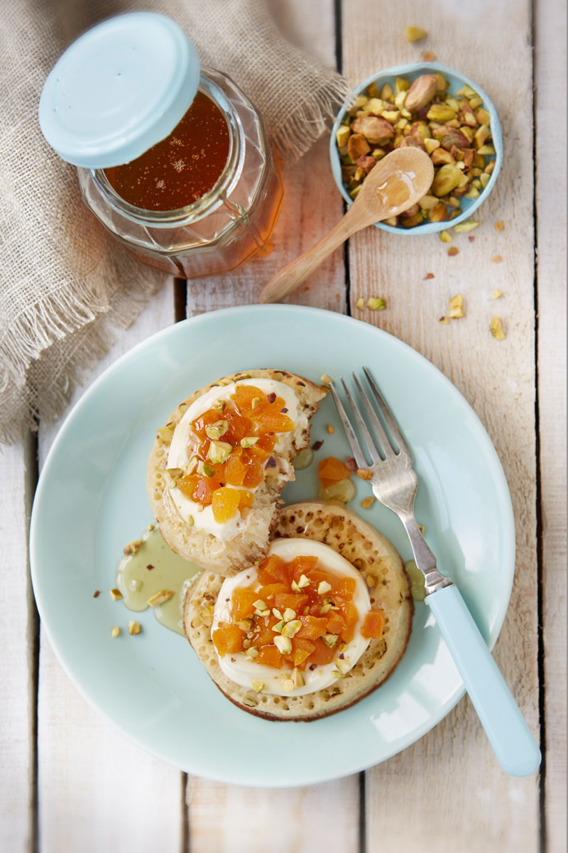 Food photographer_Primula fruity crumpets