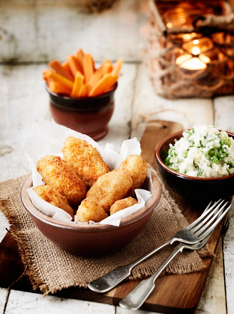 Food-Photographer-Whitby-Seafoods_Scampi-with-Colcannon-Mash