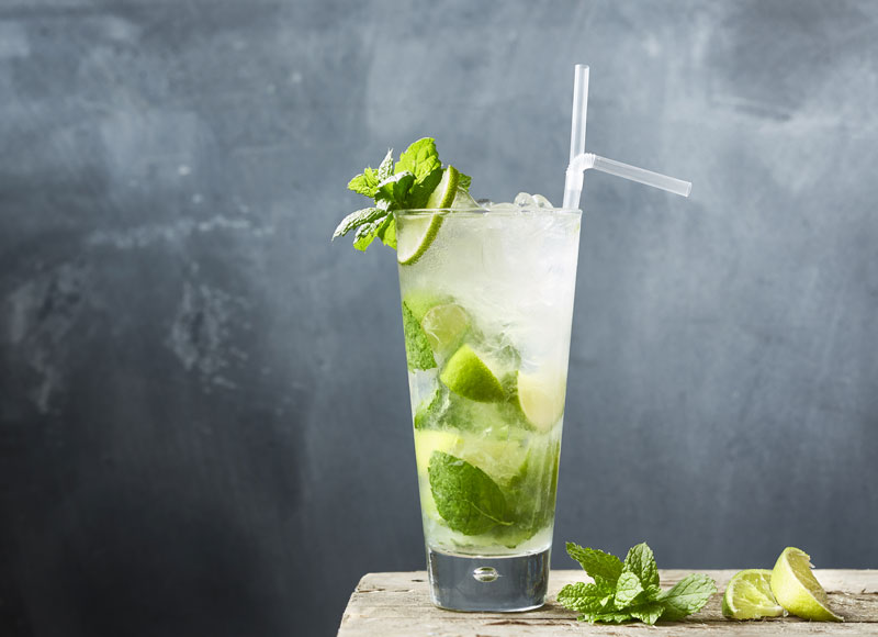 Drinks-Photography-Mojito-Royale-Cocktail